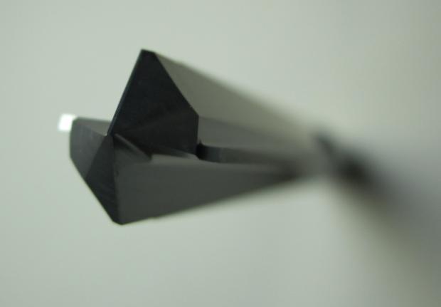 銅合金加工用コーティング付バニシングドリル