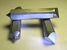 バニシングドリル・リーマ素材の在庫