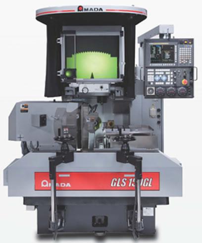 アマダ オプティカルプロファイル研磨盤3次元対応機 GLS-5T