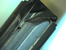 オイル穴付内部給油方式超硬工具